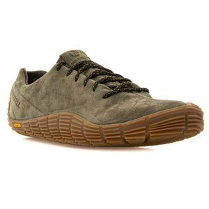 Merrell Move Glove Suede Olive Shoes Size 7.5
